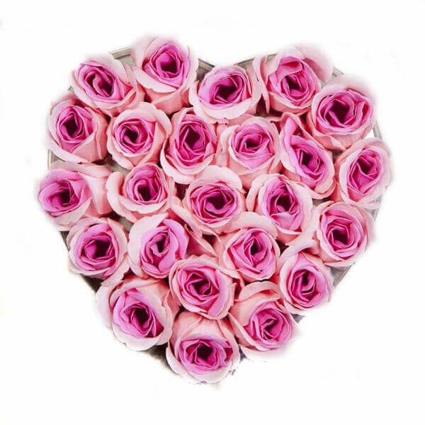 Rožinė širdelė