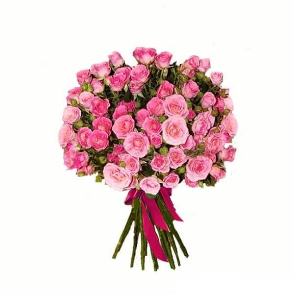 rožinės rožytės