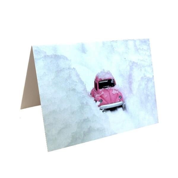 """Atvirukas """"Rožinė mašinėlė"""""""