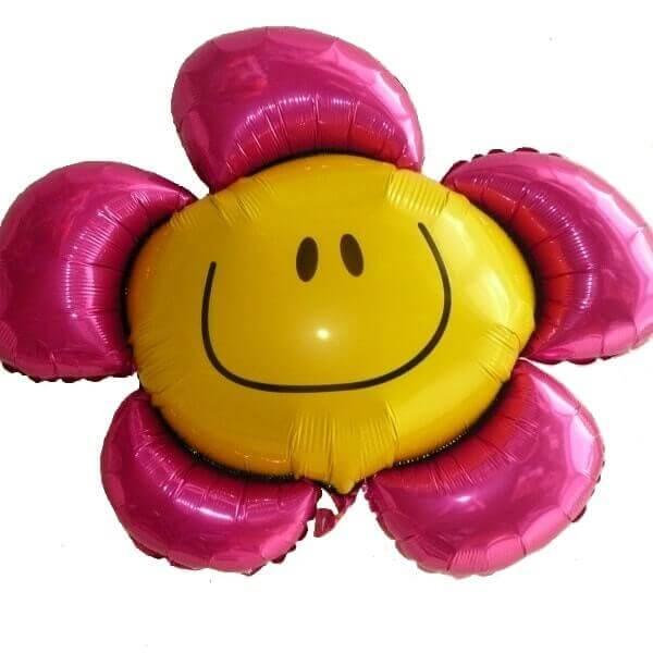 """Helio balionas """"Gėlytė"""""""