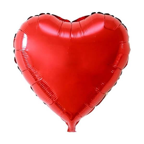 """XXL helio balionas """"Širdis"""""""