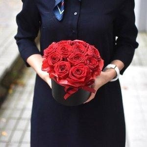 11 rožių dėžutė