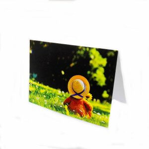 "Greeting card ""Beautiful day"""