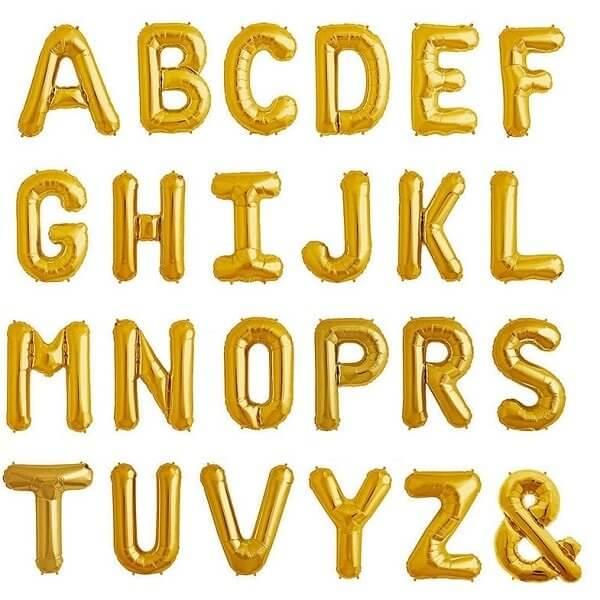 Auksinės raidės