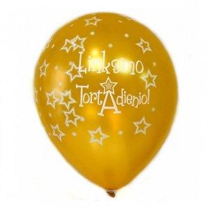 Auskinis balionas Tortadienis