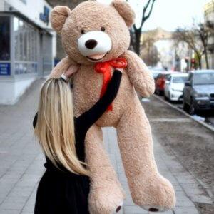 Dideli meškinai Teddy Bear 160cm